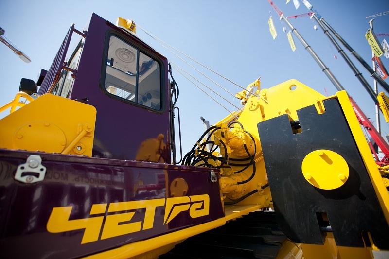 Компания «ЧЕТРА-Промышленные машины» и ее финансовый партнер ОАО «ВЭБ-лизинг» запускают совместную лизинговую программу для приобретения техники ЧЕТРА.
